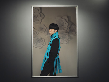 青峰《太空人》二部曲〈水仙花之死〉和〈男孩莊周〉大玩超現實藝術奇幻MV