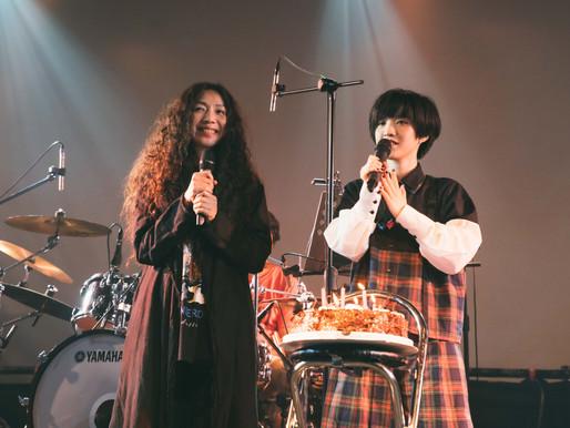「小球」莊鵑瑛第6次生日演唱會 萬芳捧蛋糕驚喜現身