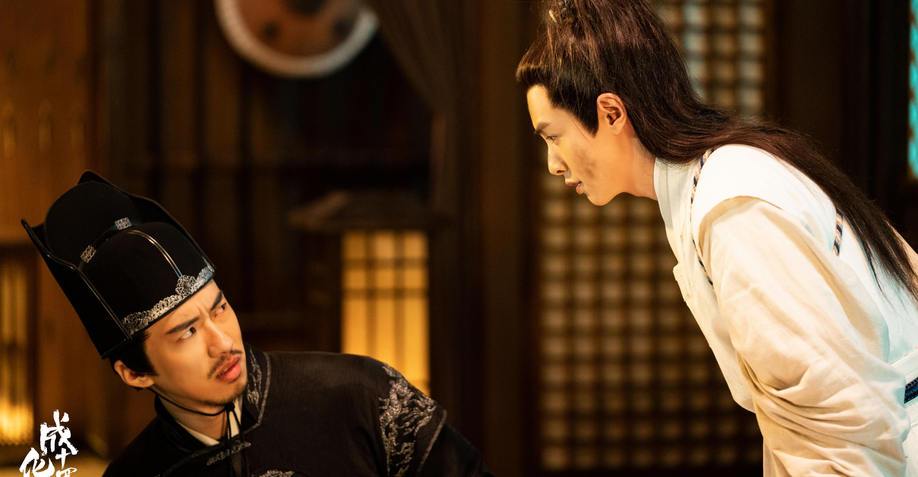官鴻與傅孟柏首次爆「相當舒服」《成化十四年》官鴻泡牛奶浴卻喊:快死掉