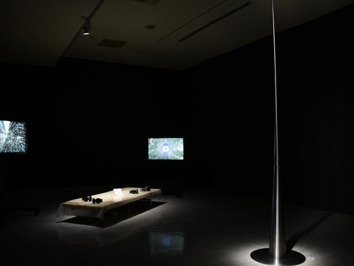 以科技為媒介帶來多種感官體驗 國美館三檔數位藝術展