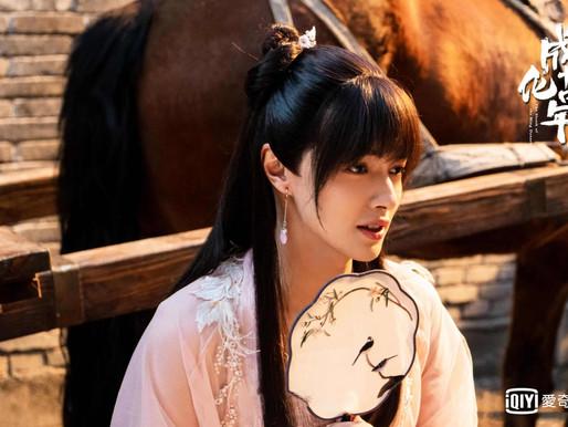《成化十四年》官鴻扮女裝魅惑眼神 忘詞樣子傅孟柏覺得「很可愛」