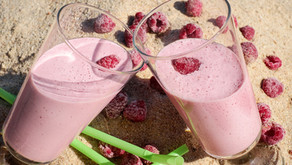 Koktajl jogurtowo-owocowy