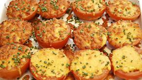 Jaja zapiekane w pomidorach
