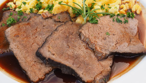 Wołowina duszona - bitki wołowe
