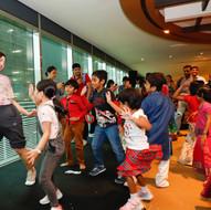 Mariko Family Day Dancing