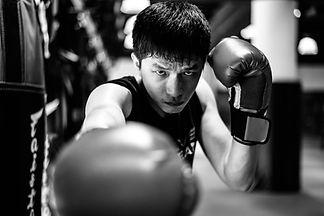 Boxing Team Bonding Sigapore