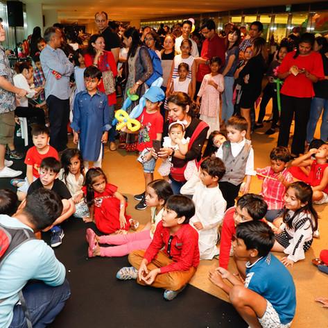 Mariko Family Day Children Talent