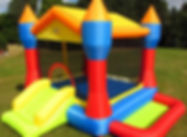 Small Bouncy Castles