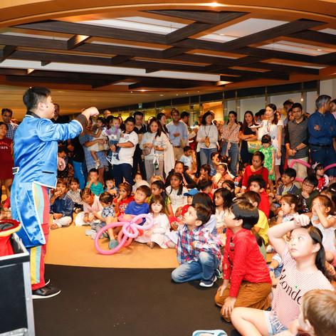 Mariko Family Day Magic Show