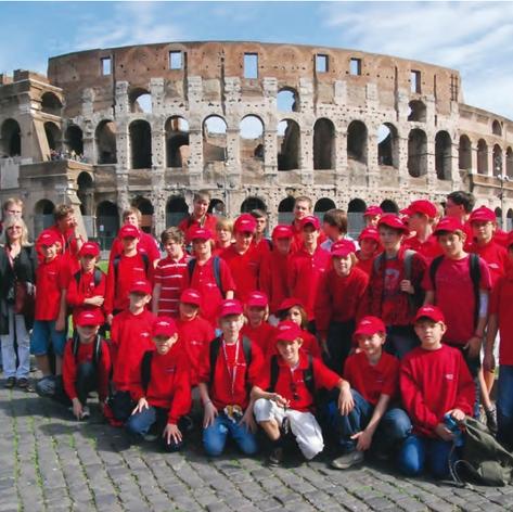 Rom - März 2009