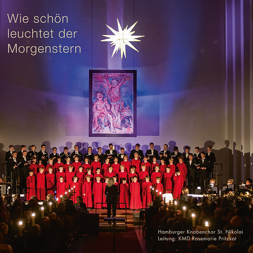 """CD I """"Wie schön leuchtet der Morgenstern"""""""