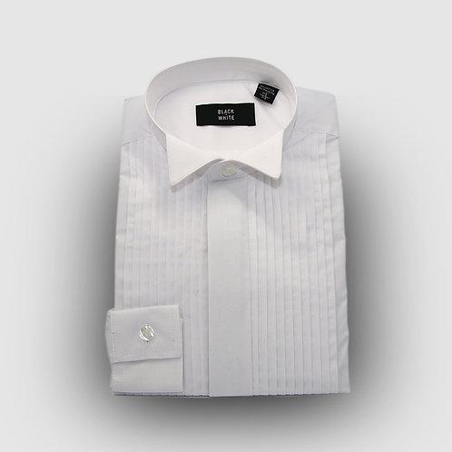 Kläppchenkragen-Hemd