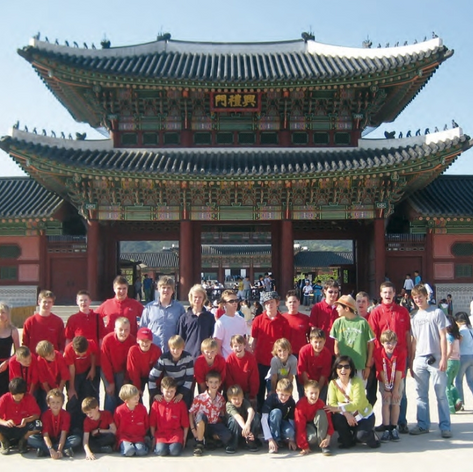 Südkorea - Mai 2007