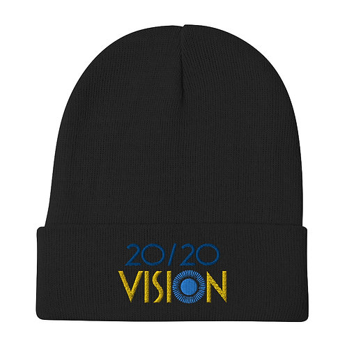 Cuffed Vision Beanie Extra SnugFit