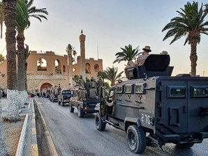 Ninety two days: How Mercenaries Shape Libya's Conflict and its Resolution