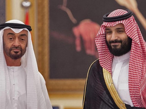 Saudi Arabia and the UAE: When crown princes fall out