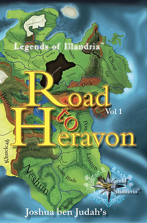 Legends of Illandria Volume 1: Road to Heravon