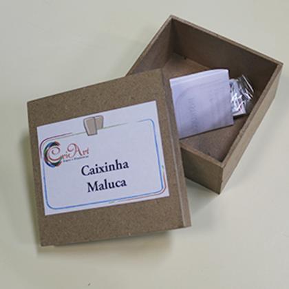 Caixinha Maluca
