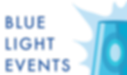 Blue-Light-Events logo transparent back