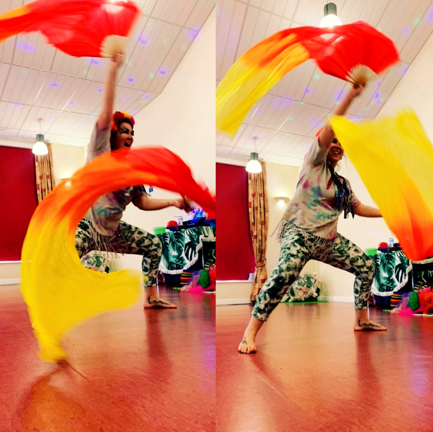 Jungle Boogie Tots Weekly Sessions- Sat