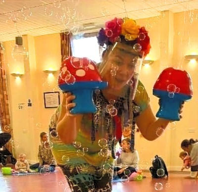 Jungle Boogie Tots Weekly Sessions 11:00