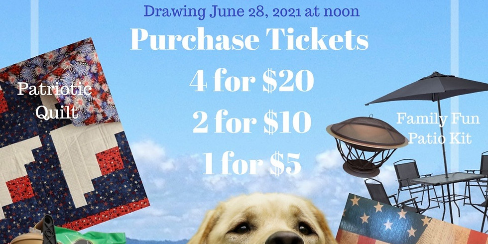 Four for the 4th of July Fundraiser