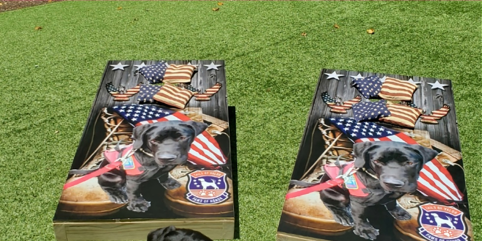 Tails of Valor's 2nd Annual Cornhole Tournament