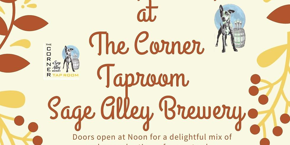 Sip N Shop at The Corner Taproom at Sage Alley (1)