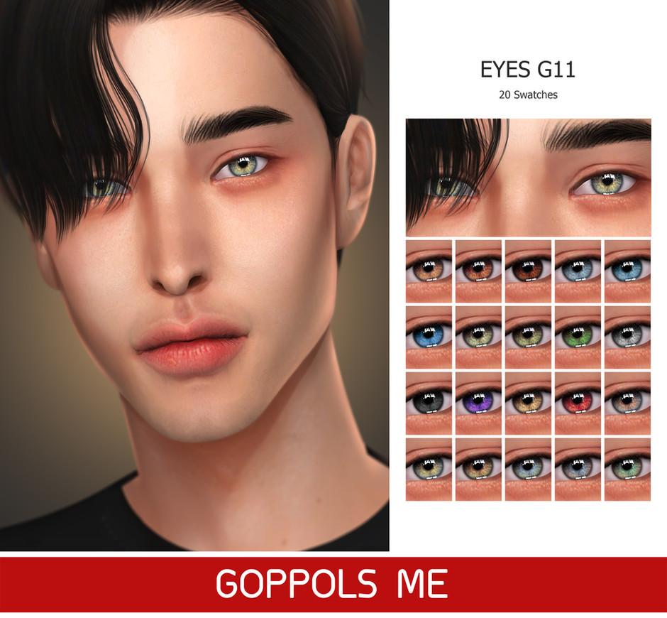 GPME-GOLD Eyes G11