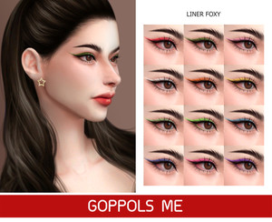 GPME-GOLD Liner Foxy
