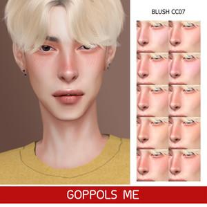 GPME-GOLD Blush CC07 - Shy Blush