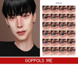 GPME-GOLD Eyes G21