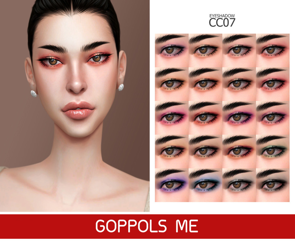 GPME-GOLD Eyeshadow CC 07