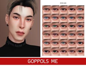 GPME-GOLD Eyes G20