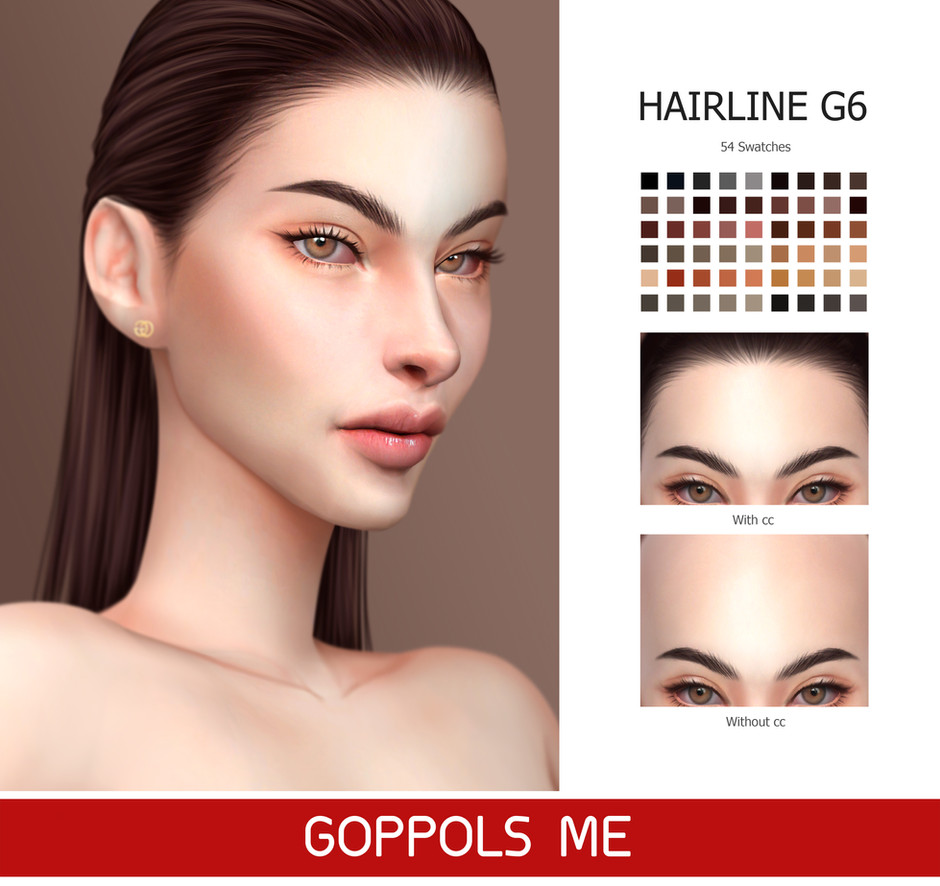 GPME-GOLD Hairline G6