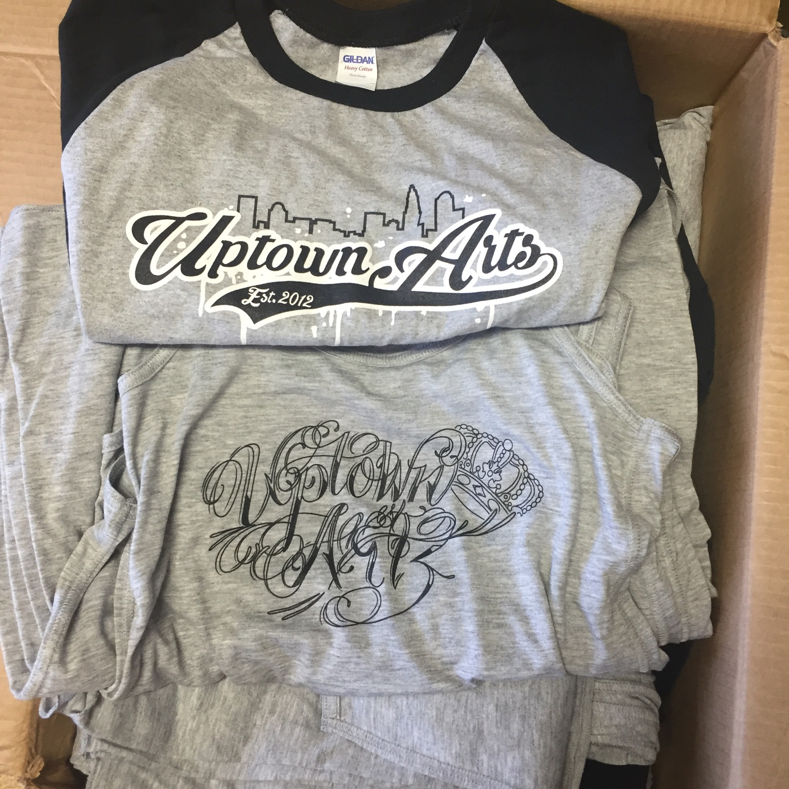 Uptown Arts T's & Tanks