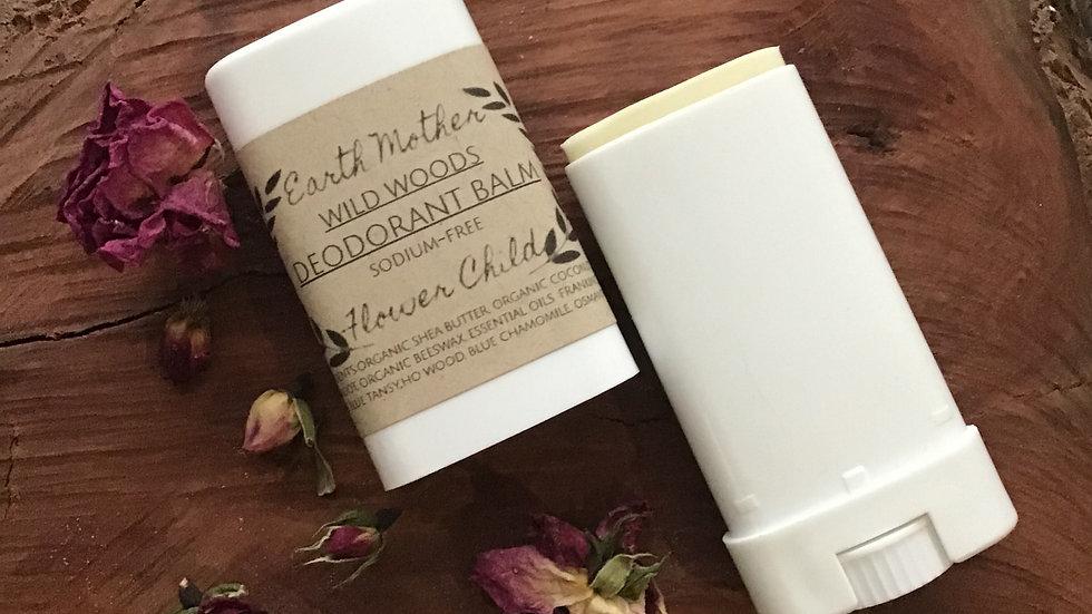 'Wild Woods' Deodorant balm. 15g