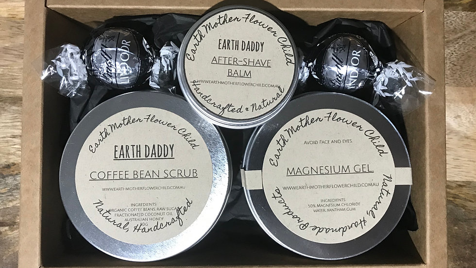 Earth Daddy Gift Box with Lindt
