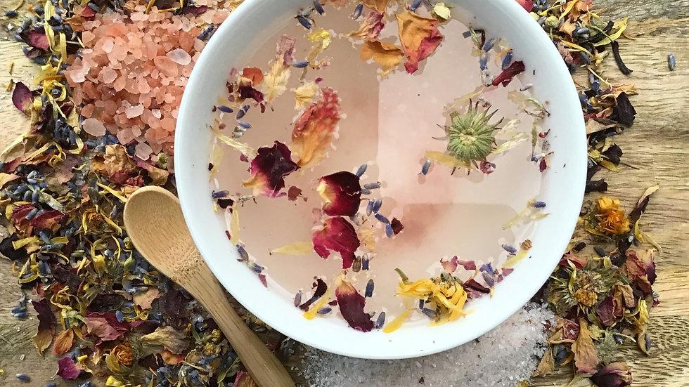 'Earthed'  Floral Soak - 250 gm