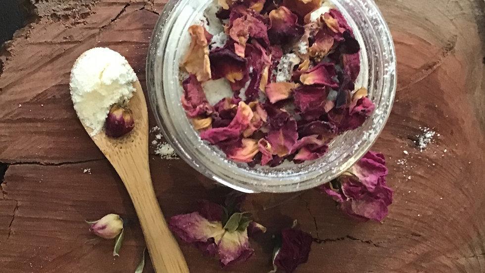 Rose Milk Bath -180g