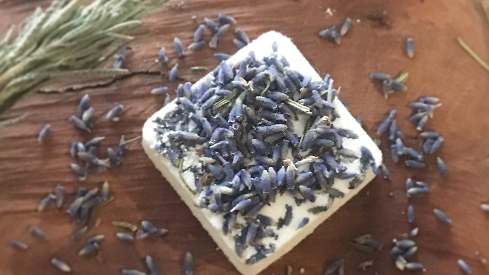 Lavender Bath Flower Fizz.
