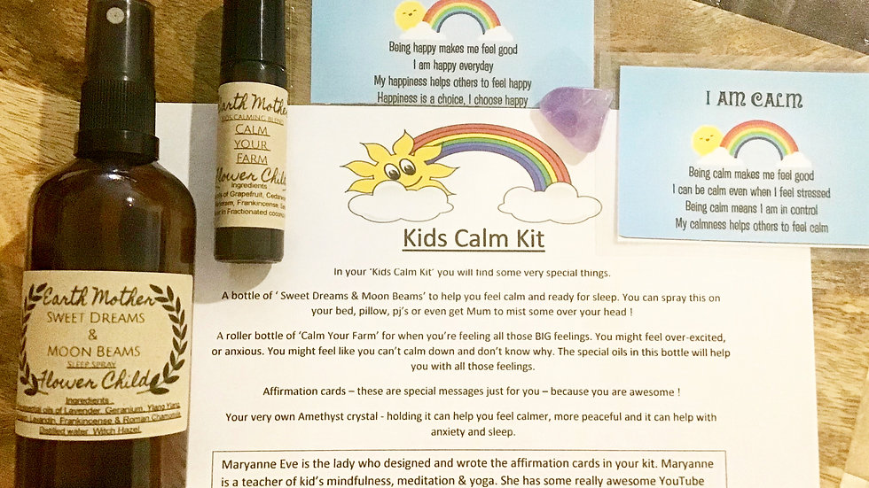 'Kids Calm Kit'