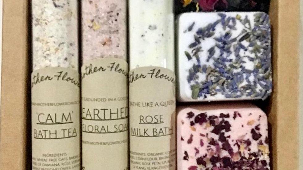 Bath Time Treat Gift Box