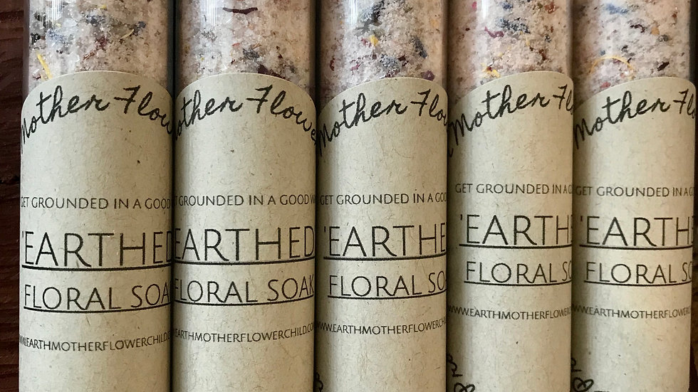 Bath Soak Tubes -