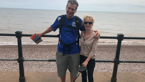 Sidmouth to Otterton, by Fiona Chesterman