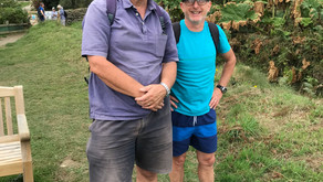Getting the Band back together…….Falmouth to Helford River  by Richard Wotton