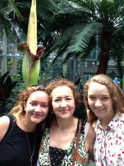 Melitta Carter's daughters