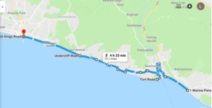 3500toendit walk - June 16