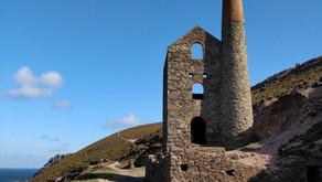 The tin mines of Cornwall, by Philippa Hurst