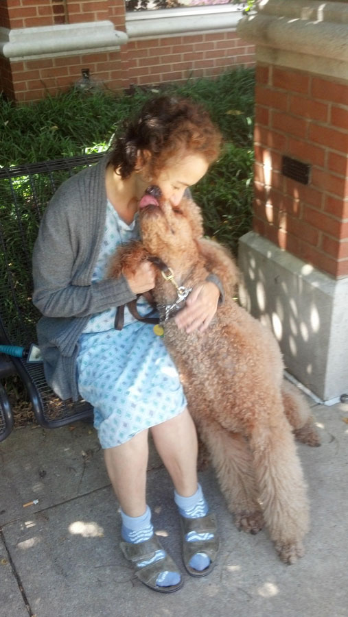Melitta-and-Poodle